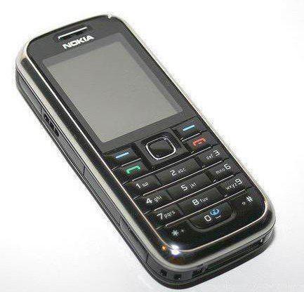 Технічні характеристики та короткий огляд Nokia 6233