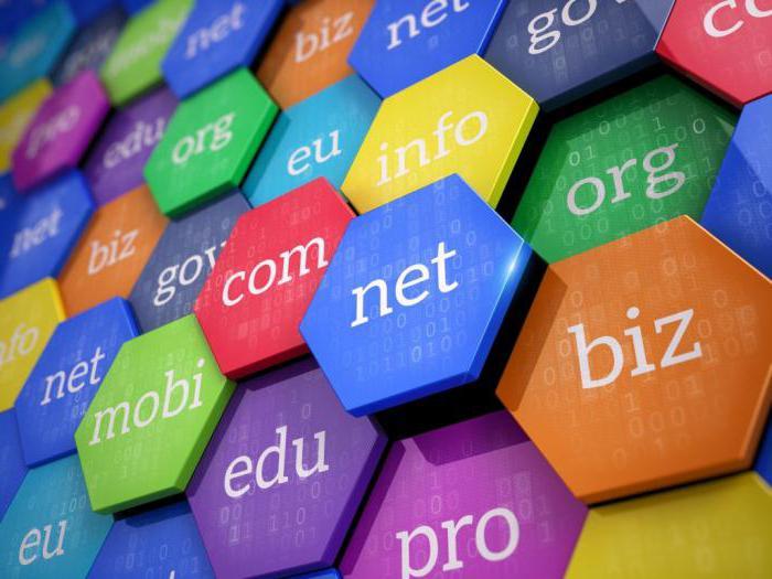 Як вибрати домен для сайту
