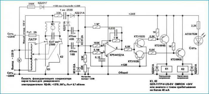 Sdw-10000 схема платы управления