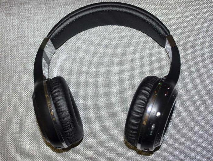 Як підключити бездротові навушники Bluedio  інструкція e1f9f71394120