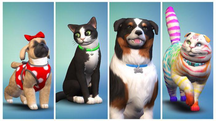 Sims 4 питомцы дата выхода обновление 2018