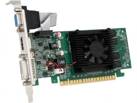 Nvidia GeForce 8400 GS: опис