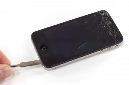 Замена стекла на смартфоне своими силами: описание, рекомендации и требования
